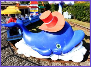 クジラの汽車