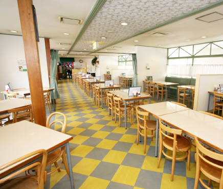レストラン「リーベ」